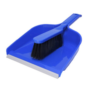 Dust Pan SET BLUE BRBR-2135