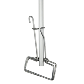 Fan Mop Holder
