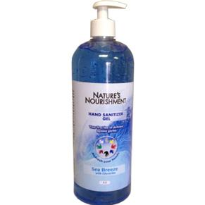 Hand Sanitizer Gel 1L