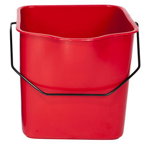 Single Plastic Bucket
