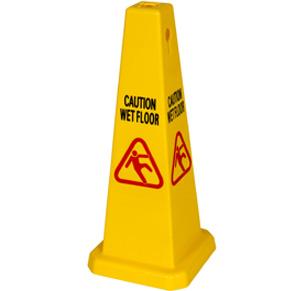 Wet Floor Sign Cone