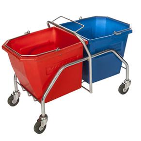 U2 Double Bucket Trolley