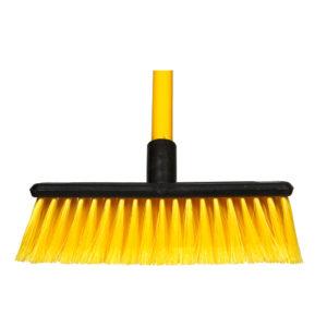 Promo Household Broom - Yellow BMGE-1063