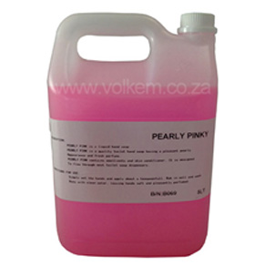 Pearly Pink Liquid Hand Soap 5L