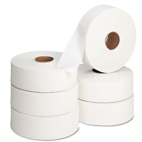 Big Roll Toilet Rolls 1Ply – 8 Pack