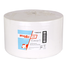 WypAll Extra Large White – 2Ply Paper Wiper