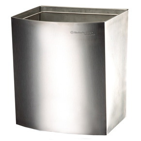REFLEX Disposer Bin – 35L Stainless Steel