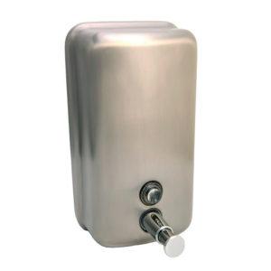 1200ml Golden Touch Soap Dispenser – Stainless Steel