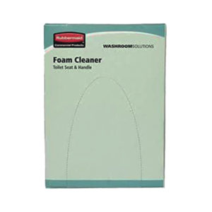 400ml Foam Toilet Seat Cleaner – Rubbermaid