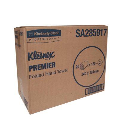 KLEENEX Premier Folded Hand Towel