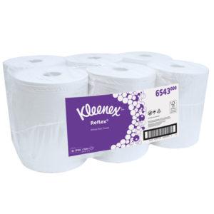 KLEENEX Reflex Rolled Hand Towel 6543