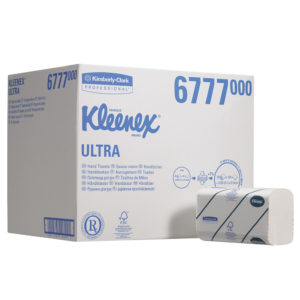 Kleenex Ultra Folded Hand Towel – Kimberly Clark