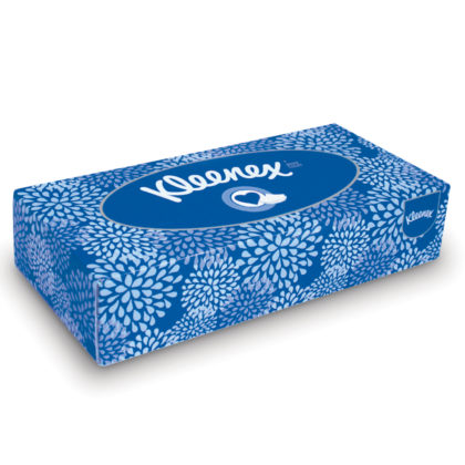 Kleenex Facial Tissue 8871