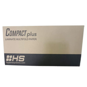 Laminated compact folded towels pp15