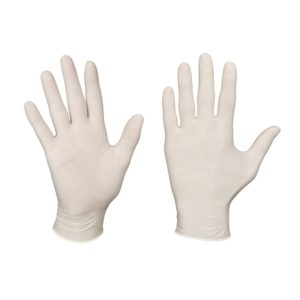 EXAM POWDERED GLOVES – (box 100's) Small