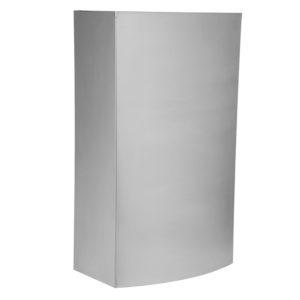 Stainless Steel Wall Bin 27L
