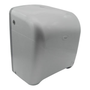 Pearl Manual Paper Towel Dispenser – Platinum