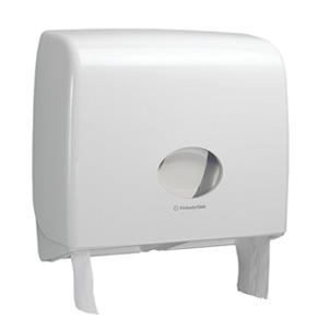 AQUARIUS Toilet Tissue Dispenser - Midi Jumbo Deca 6991