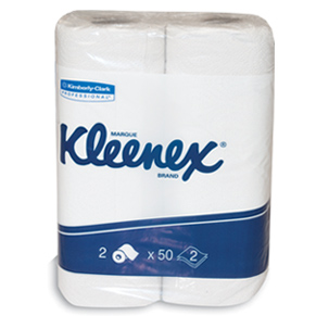 Kleenex Kitchen Towel – (Pack of 24 Rolls)