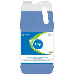 5L Nu-Trap (Cleans grease traps, pipes and drains)