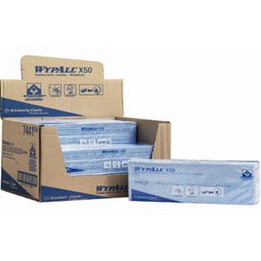 WypAll X50 blue cloth