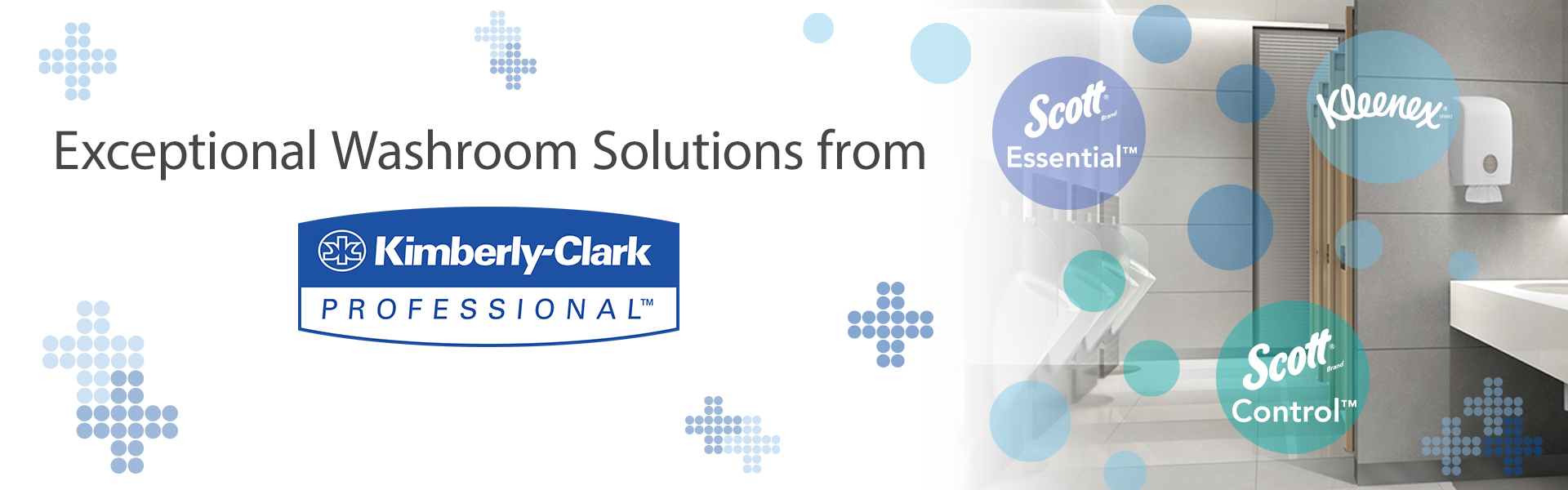 Kimberly-Clark Professional Banner