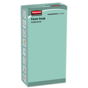 800ml Antibacterial Foam Soap – Rubbermaid