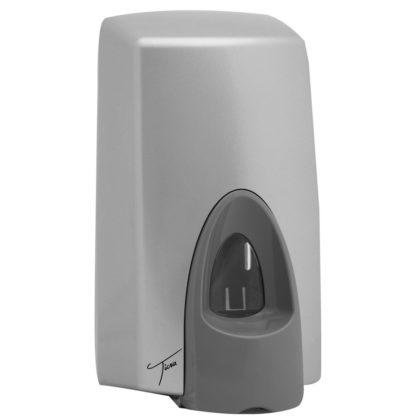 Foam Soap Dispenser Satin Silver