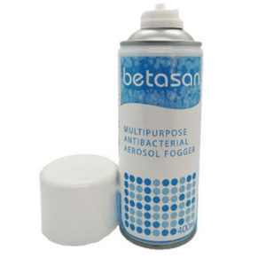 Betasan Antibacterial Fogger – 400ml (Larger Offices)