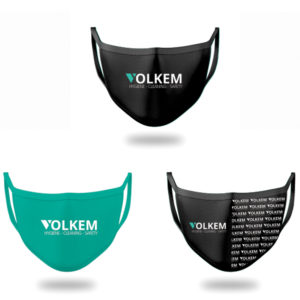 Branded Face Masks Washable VOLKEM
