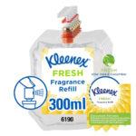 Kleenex Fresh Fragrance Refill 300ml