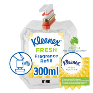 Kleenex – Fresh Fragrance Refill – Lasts 90 days
