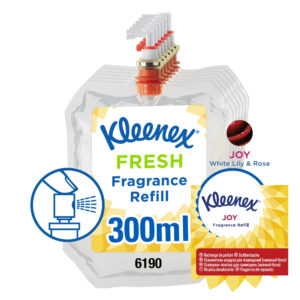 Kleenex – Joy Fragrance Refill – Lasts 90 days