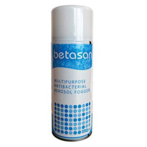 Betasan Antibacterial Fogger – 250ml (Smaller Office)