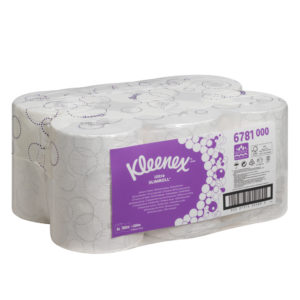 Kleenex® Ultra Slimroll Rolled Hand Towels – Kimberly Clark