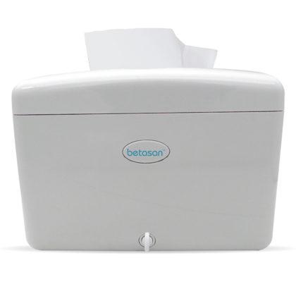 Pearl Countertop Paper Towel Dispenser White