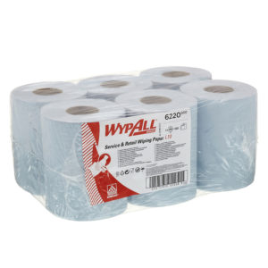 Wypall Service And Retail Wiping Paper