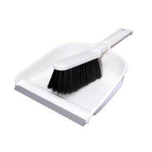 Dustpan Set- Black