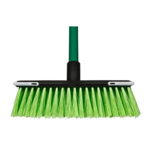 Promo Household Broom - Green BMGE-1061