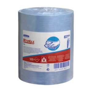 WYPALL X60 Cloths - Large Roll Blue 8371